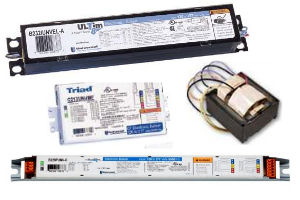 CONTROLS AND BALLASTS - BALLAST PIC