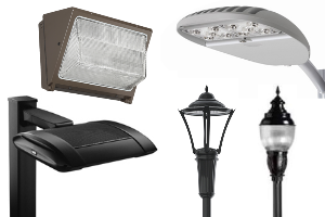 Deep energy savings - LED site lighting pic